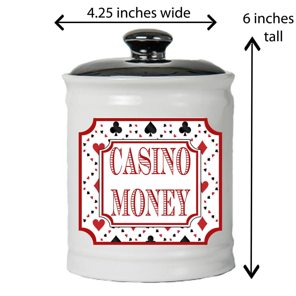 Cottage Creek - Casino Money - Gift for Gamblers - Slot Machine Gift - Gifts for Men by Cottage Creek (Image #4)