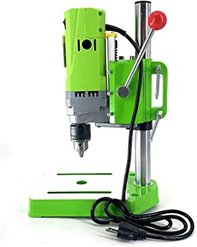 TOWERS1 Drilling Machine 5 Speed Bench Drilling Machine Multifunctional Drilling Machine High Precision