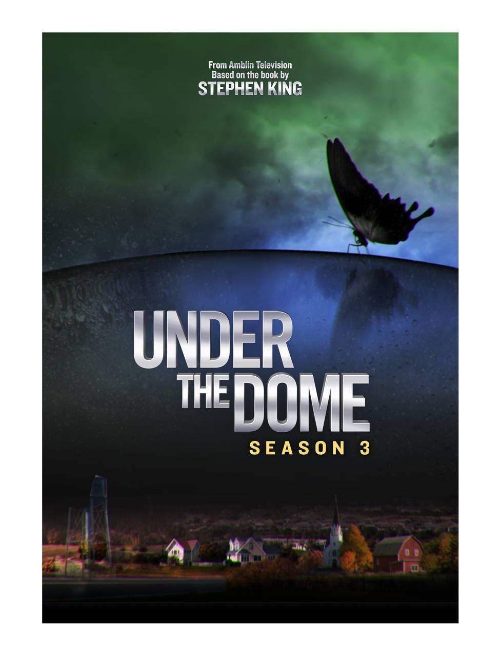 Amazon: Under The Dome: Season 3: Mike Vogel, Rachelle Lefevre, Dean  Norris, Eddie Cahill, Various: Movies & Tv