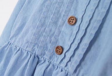 780ffc7ad6 ARTFFEL-Women Cute Juniors Spaghetti Strap Button Cotton Mini Denim Dress 1  OS at Amazon Women s Clothing store