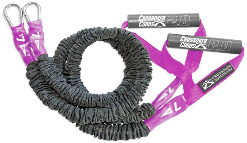 新作商品 クロスオーバーCords – 肩抵抗/運動バンド – – Perfect forクロスフィット Purple、スウェットパンツ、腕ケア 7lbs:、Rotator Cuff練習または物理リハビリからInjury – 1セットの2コード – Crossover対称 B003UW6UPY 7lbs: Purple 7 lbs 7 lbs|7lbs: Purple, INFINITY Co.,Ltd.:03d99259 --- arianechie.dominiotemporario.com