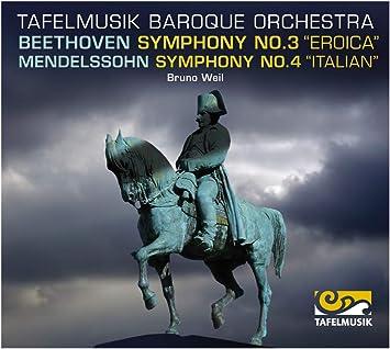 メンデルスゾーン交響曲第4番、他