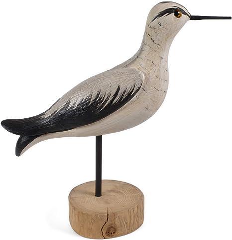Amazon Com The Painted Bird By Richard Morgan Stilt Sandpiper Figurine Home Kitchen