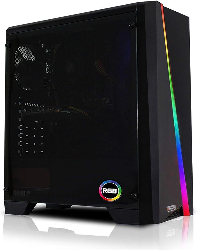 RGB Gaming PC 3700X