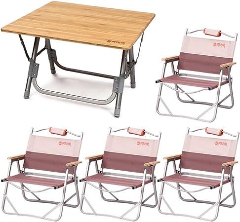 Table Pliante Réglable en Hauteur en Alliage D\'aluminium ...