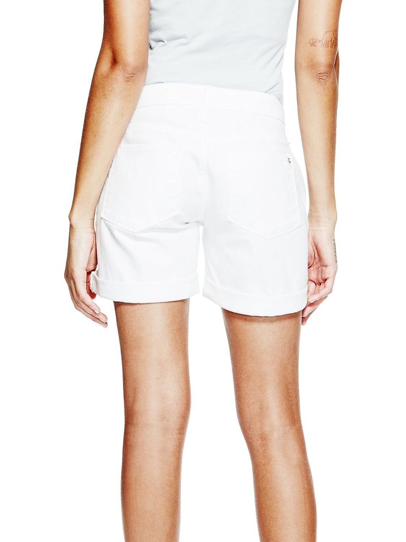 G by GUESS Women's Eloise Bermuda Shorts