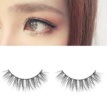 Amazon Com Alignmentpai Charming Makeup Eyelash Extension Natural