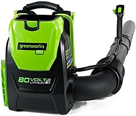 Cordless Backpack Leaf Blower - High-quality Motor