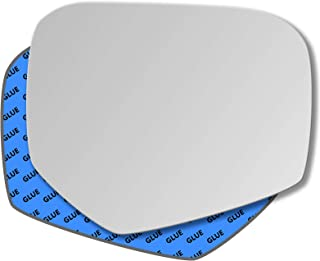 Hightecpl 233RS Right Driver Side Convex Door Wing Mirror Glass