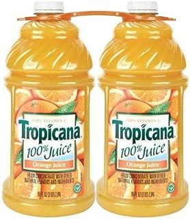 product image for Tropicana 100% Orange Juice - 96 fl. oz. - 2 ct.