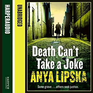 Death Can't Take a Joke Audiobook