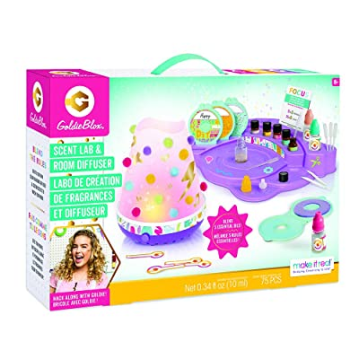 Danawares Goldie Blox Aromatherapy Age/Grade 8+: Toys & Games