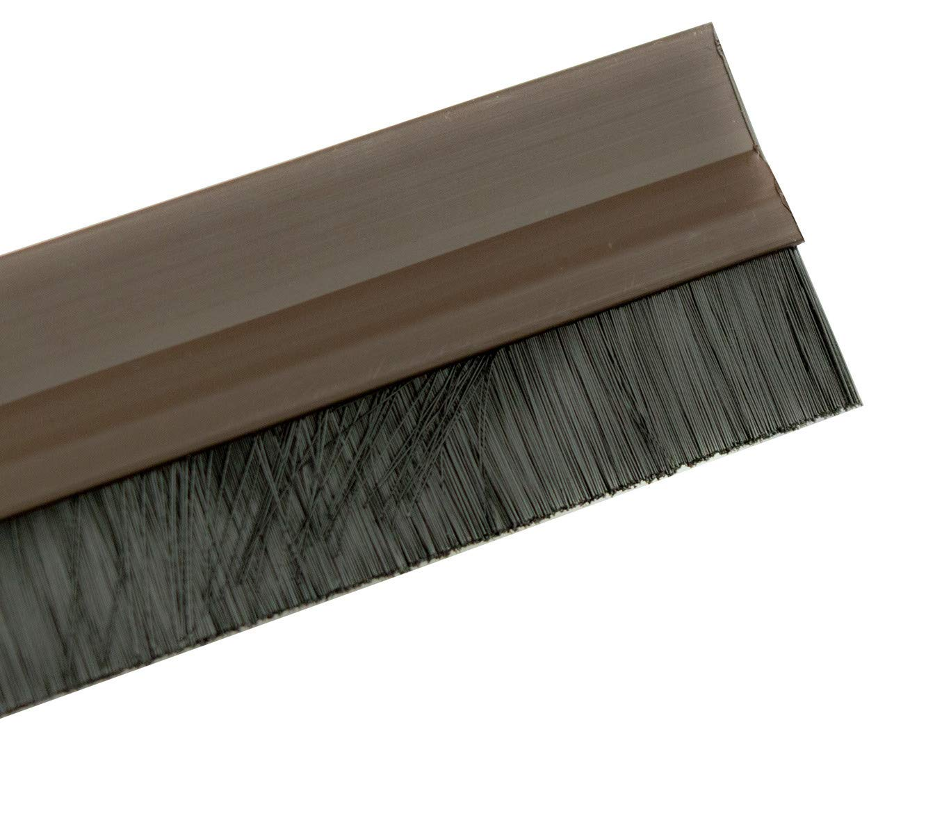1400 Cubre ranuras con pegatina adhesiva en tres colores anti-insecto 100x4.5 cm Marr/ón
