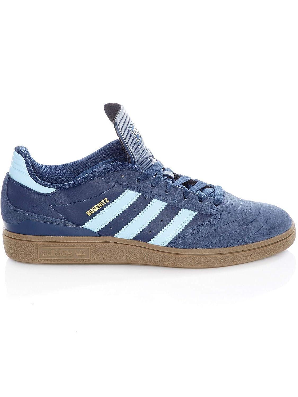 Adidas Scarpa Busenitz Collegiate Blu Scuro Clear Blu Gum5