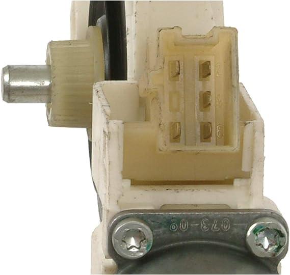 Power Window Motor-Window Lift Motor Front Right Cardone 47-3438 Reman