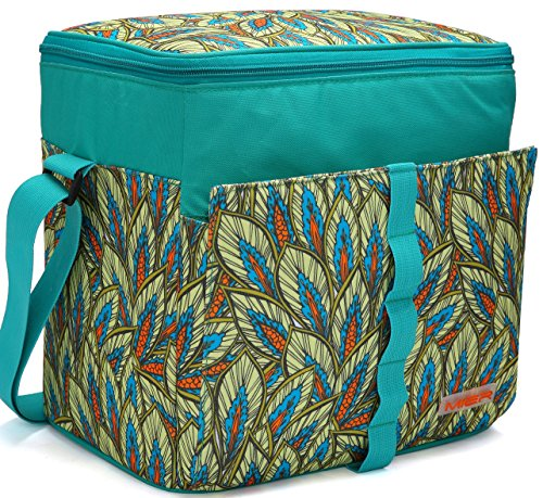 MIER Insulated Cooler Picnic Grocery product image