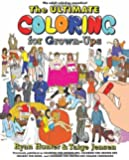 The Ultimate Coloring for Grown-Ups