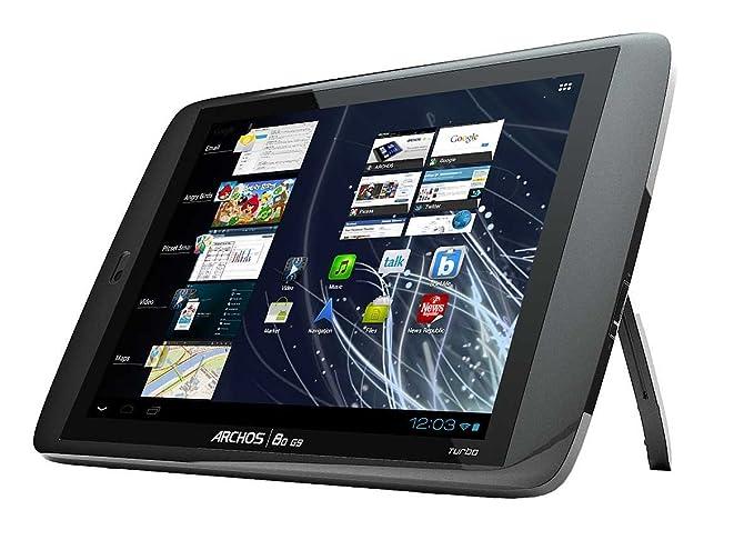 Archos A80 g9 - Tablet de 8 Pulgadas (Android 4.0, 8 GB, WiFi, 1.5 GHz), Color Negro: Amazon.es: Informática
