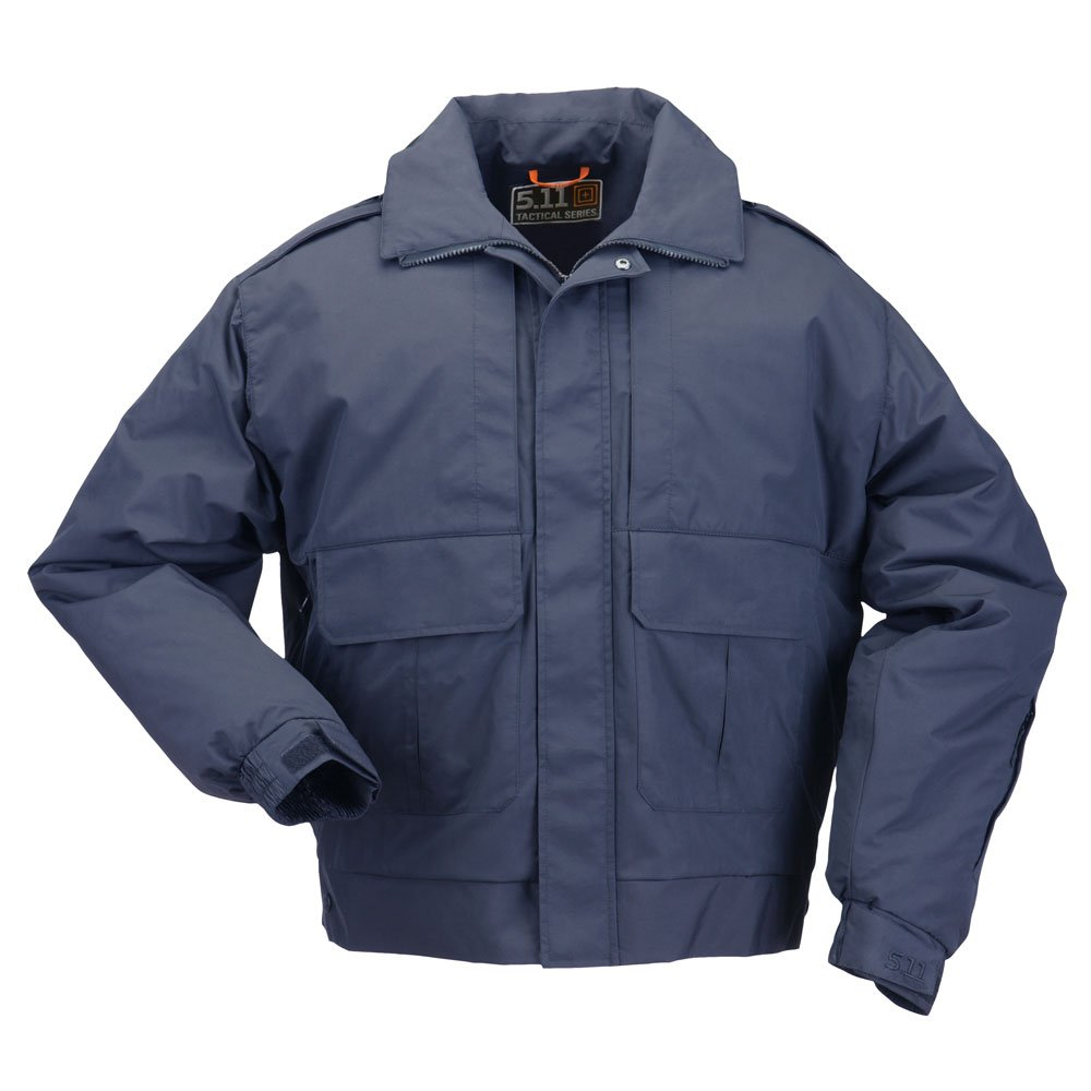 5.11 Tactical #48103 Signature Duty Jacket (Dark Navy, Medium)