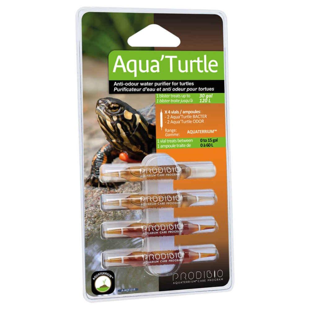 Prodibio aqua turtle 4 fiale antiodore