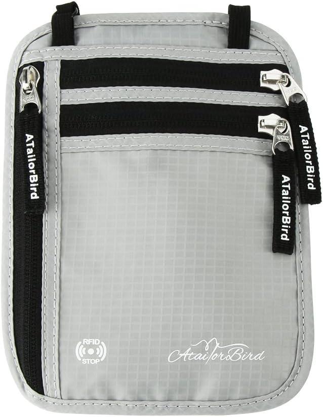 Brusttasche mit RFID-Schutz Wasserfeste Brusttasche