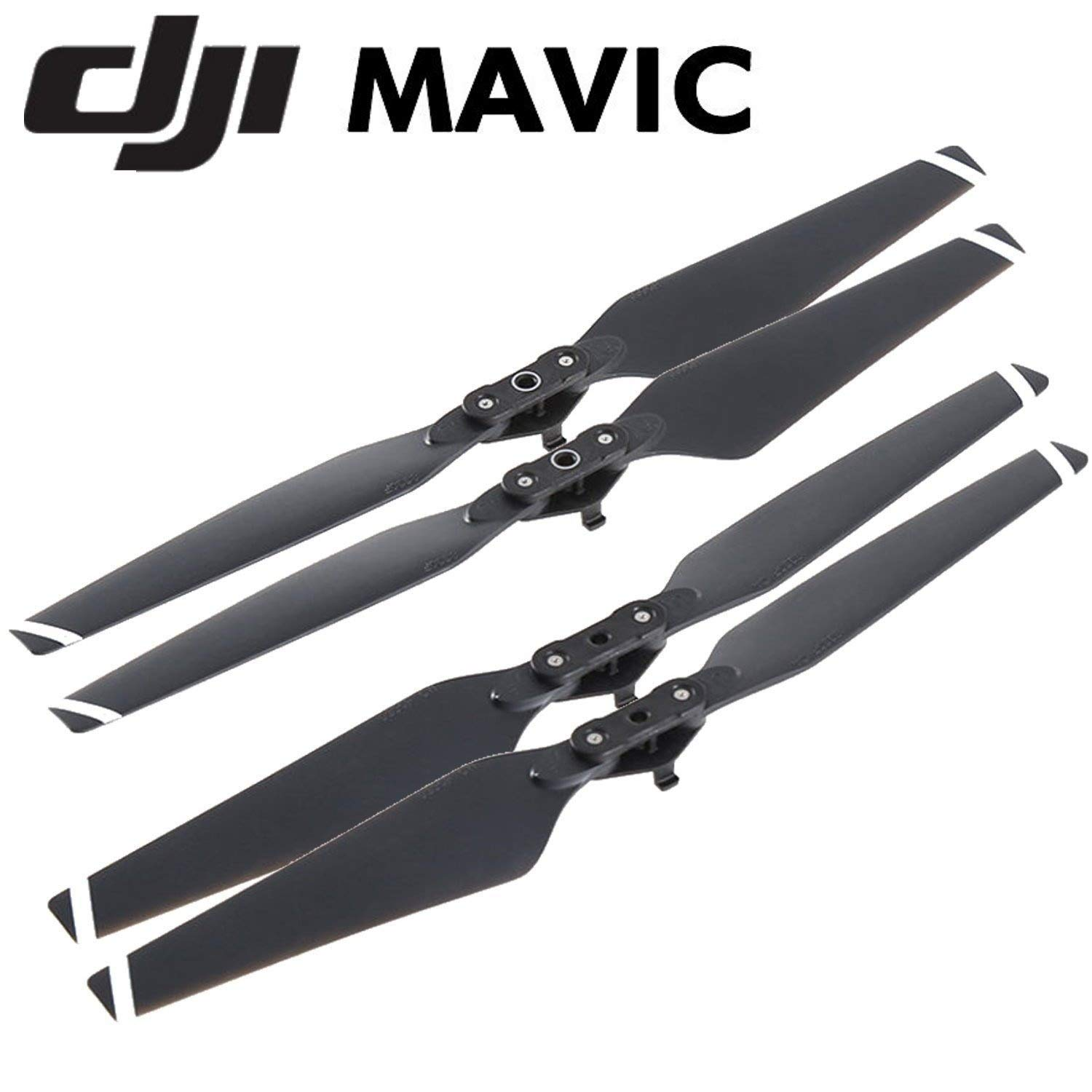 Dji 8330 Cppt000578 Quick Release Folding Propellers For Mavic Spark Drone 2 Sets