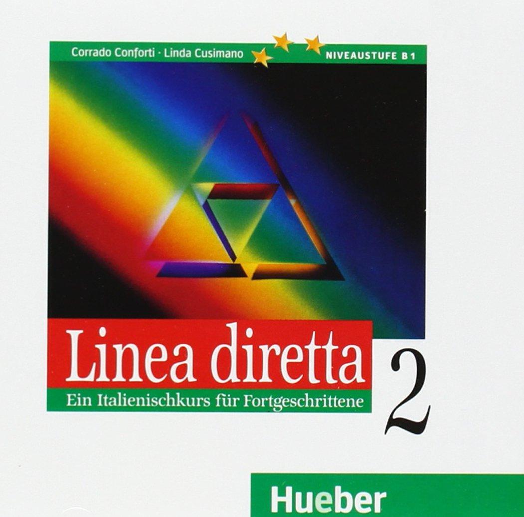 Linea diretta, 2 CD-Audio zum Lehrbuch. zu Bd. 2.