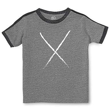 NIN logo 2 t-shirt BLACK kids shirt clothing toddler T-shirt for children