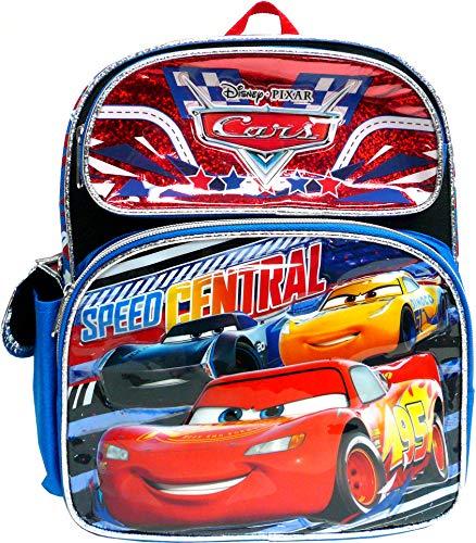 Disney Pixar Cars 12 inch Toddler Backpack