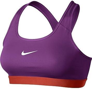 Nike Pro Classic Soutien-gorge de sport Femme  Amazon.fr  Vêtements ... 38cfa2bf73d