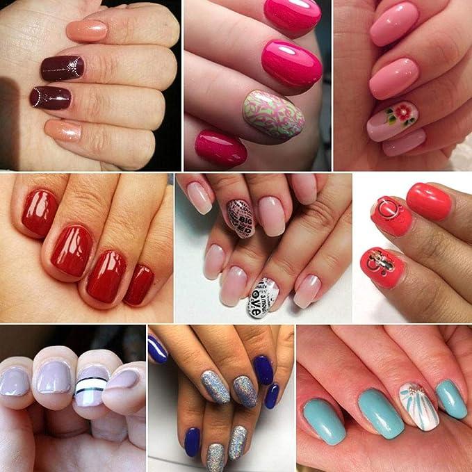 Pegamento de uñas profesional pegamento de uñas acrilicas,Ambientalmente Amigable Fácil de usar pegamento de uñas de gel ,Set de cuidado de belleza: ...