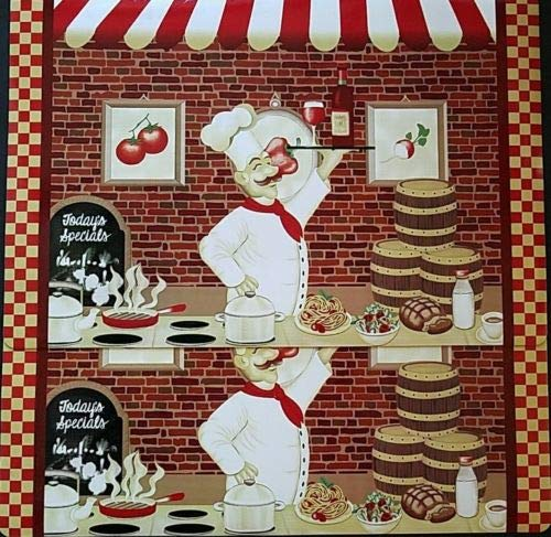 (The Pecan Man ,Kitchen Tool Pasta Chef Theme 2 Placemat )