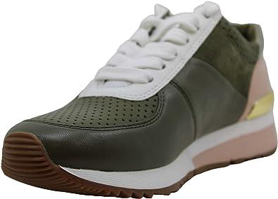 michael kors olive sneakers