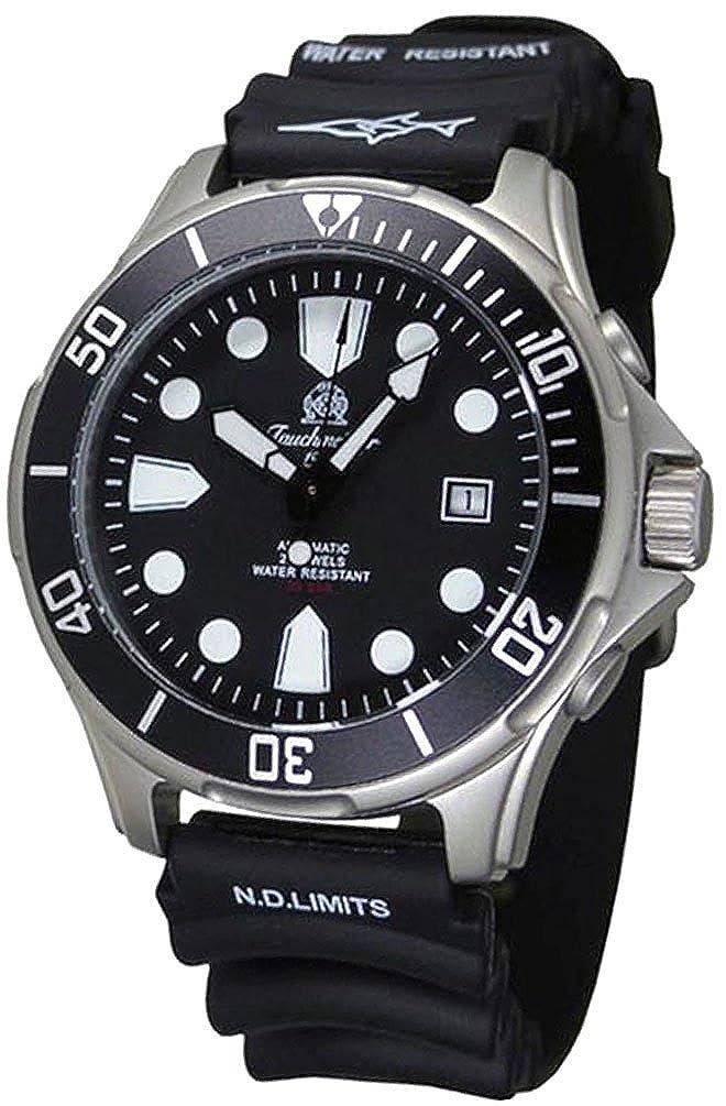 トーチマイスター1937 腕時計 ドイツブランド 自動巻 43ミリ 20ATM T0303 [並行輸入品] B06W9PGFG6