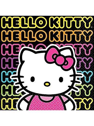 Shindigz Hello Kitty Tween Beverage Napkins -