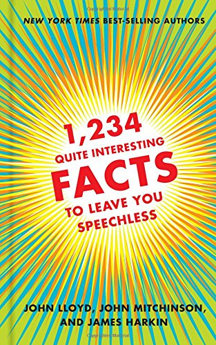 1234 Quite Interesting Facts to Leave You Speechless