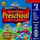 Reader Rabbit Personalized Preschool Deluxe (2 CD-ROM Set)