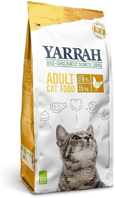 Yarrah Gato Pienso De Pollo Con Proteina 2,4Kg. Bio 1 Unidad 2400 g