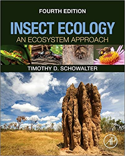 Insect Ecology, Fourth Edition: An Ecosystem Approach