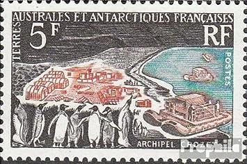 Prophila Collection Französ. áreas Antártida 28 (Completa.edición.) 1963 Crozet-Archipiélago (Sellos para los coleccionistas): Amazon.es: Juguetes y juegos