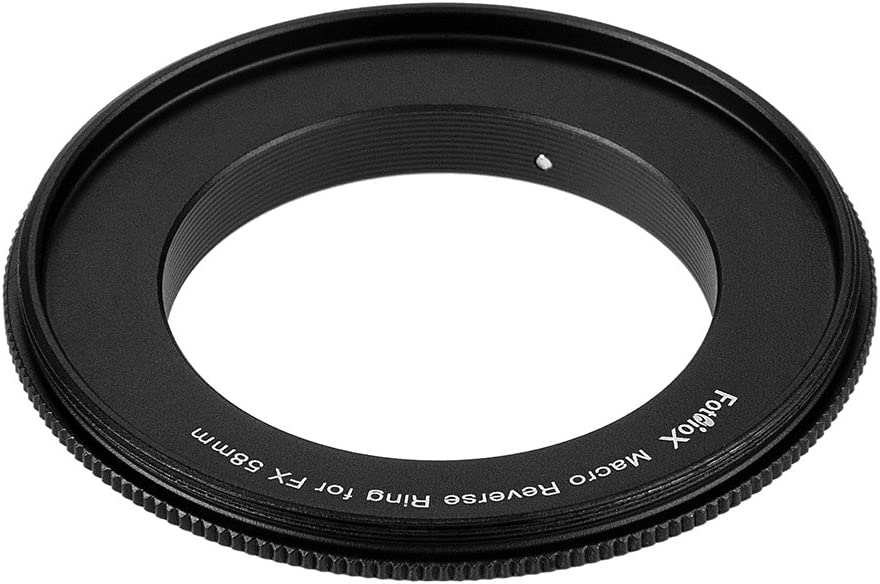 Fotodiox Lens Mount Adapter Compatible with Leica R SLR Lens on Fuji X-Mount Cameras