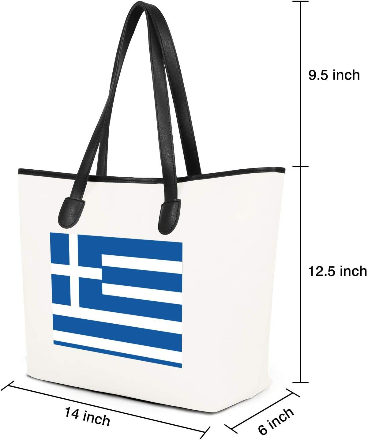 12.5X14 Inches Cute Zip Canvas Large Tote Bag Crazy Filipino Philippines Flag Lady Beach Bag Handles Shoulder Bag Women Purse Grocery Bag Fashion Handbags Tote Bag Top Handle Satchel Purse