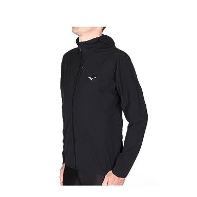 cad57cf2c Mizuno Waterproof 20K Jacket Black: Amazon.co.uk: Clothing