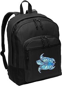 Sea Turtle Backpack CLASSIC Style Turtle Backpack Laptop Sleeve