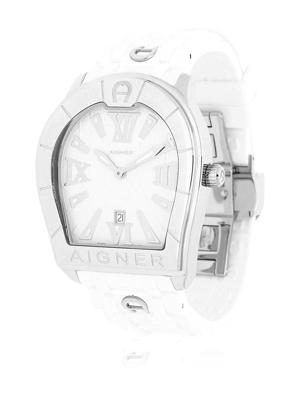 Aigner Herren Armbanduhr Verona Gents weiß A48015