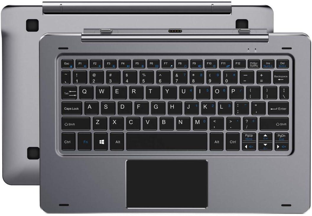 CHUWI Hi10 X / Hi10 Air Tablet PC Keyboard, Magnetic Keyboard,Touchpad Keyboard,10.1 Inch Docking Keyboard