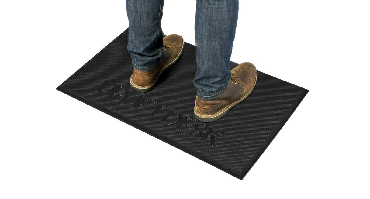 UPLIFT Standing Desk Mat 18'' x 30'' x 3/4'' by UPLIFT Desk