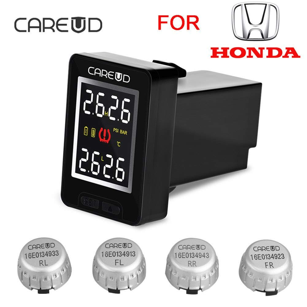Amazon.com: Build in : Careud u912 TPMS auto para Honda ...