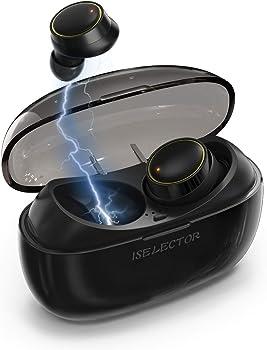 ISelector In-Ear Wireless Bluetooth Earbuds Headphones