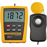 HTC Instrument LX - 101A Light Meter Luxmeter, Measures Up-To 2,00,000 LUX